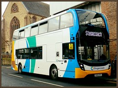 Stagecoach in the North West.