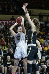 2020 MIAA Women's Basketball Tournament-Semifinals: UCM vs Fort Hays
