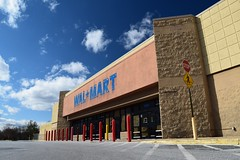 Former Walmart store in Leesburg, Virginia [08]