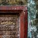Textured Wall, Photo Walk #90, Rim Klong Ratchamontri