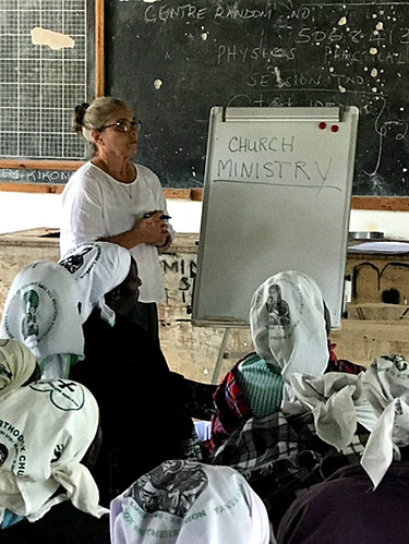 OCMC News - An In-depth Q & A with Missionary Volunteers
