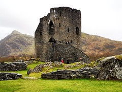 Dolbadarn Castle - (68/366)