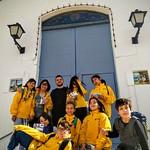 Año 2020 - Visita Grupo Scout NOME