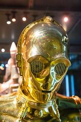 Star Wars Identities: The Exhibition: C-3PO