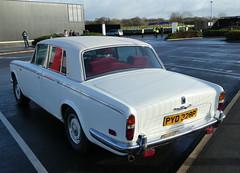 Rolls-Royce Silver Shadow (1976)