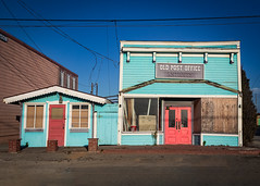 The old Post Office at Moss Landing