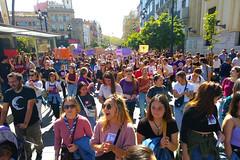 Manifestación 8M 2020