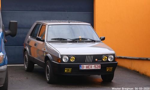 Fiat Ritmo 130 TC Abarth