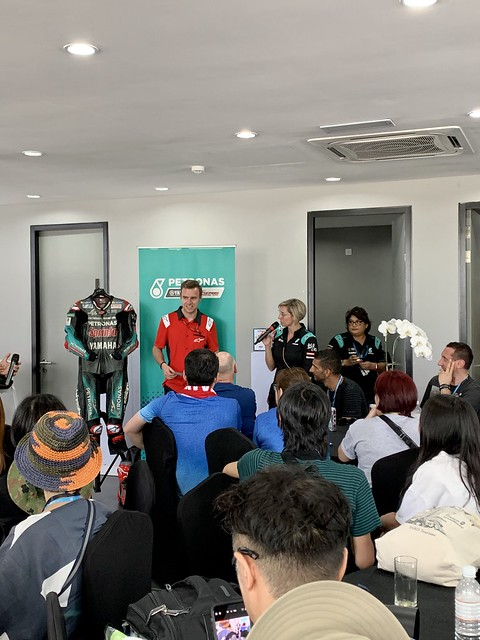Sepang Test MotoGP 2020