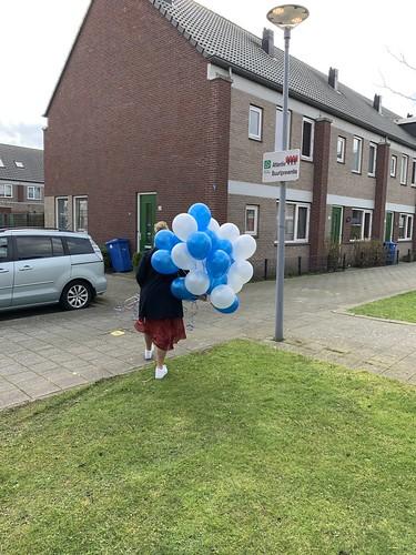 Heliumballonnen Hillegersberg Schiebroek Rotterdam