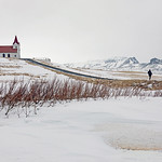Icelandic Church by Rachel Dunsdon