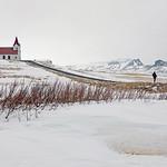 Icelandic Church by Rachel Dunsdon