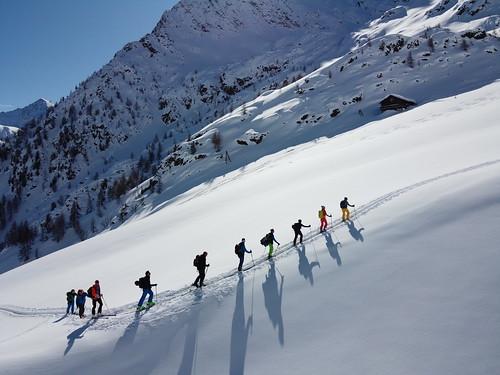 Defreggen Skitourentage - März 2020
