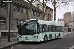 Van Hool A 300 GPL – Keolis Tours / Fil Bleu n°509
