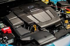 Subaru Boxer-Motor