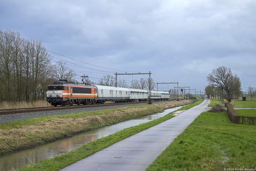 Railexperts 9901, Wirdum