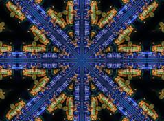 kaleidoscopic orbiter