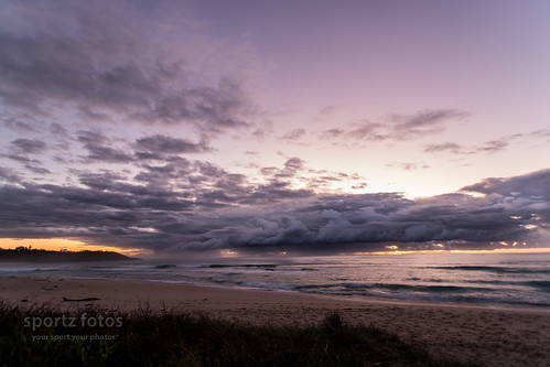 Clouds @ Mollymook