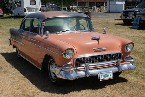 1955 Chevy Bel Air Sedan (2)
