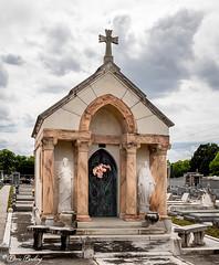 Italian Club Cemetery, Ybor City 2020