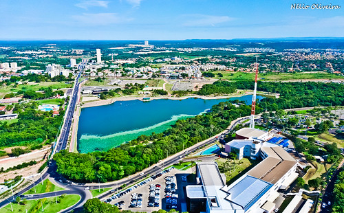 Parque das Águas Cuiabá MT