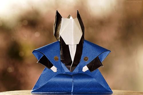 Origami Samurai (Katsushi Nosho)