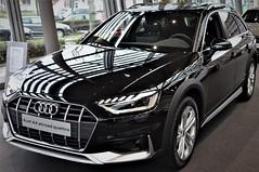 Audi-A4 allroad quattro Foto 2020 Free image