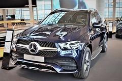 Mercedes GLE 300d 4Matic Photo 2020 Free image