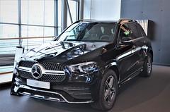 Mercedes GLE (schwarz) Photo 2020 Free image