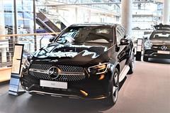 Mercedes GLC (schwarz) Photo 2020 Free image