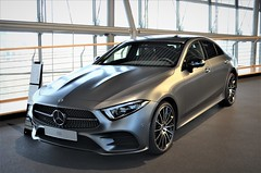 Mercedes CLS 400d 4MATIC Photo 2020 Free image