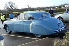 Jaguar Mark VII (1954)