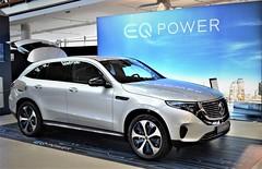 Mercedes EQC 500 4M Photo 2020 Free image