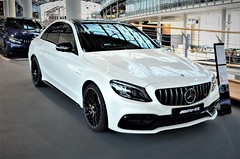 Mercedes-AMG C 63S Photo 2020 Free image