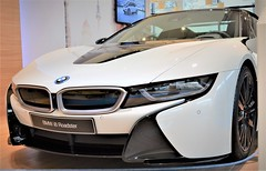 BMW i8 Roadster Photo 2020 Free image