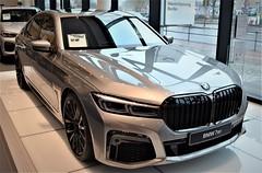 BMW 7er Photo 2020 Free image