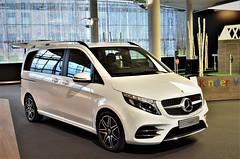 Mercedes V-Klasse Photo 2020 Free image