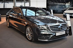 Mercedes S-Klasse Photo 2020 Free image