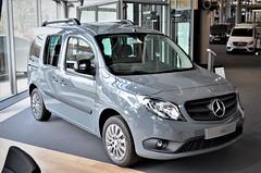 Mercedes Citan Photo 2020 Free image