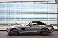 Mercedes AMG GT Roadster Photo 2020 Free image