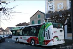 Irisbus Citélis 10.5 – Agglo'Bus Grand Guéret Mobilité - Photo of Saint-Silvain-Montaigut