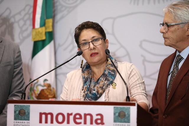 10/03/2020 Conferencia de Prensa Dips. Baja California