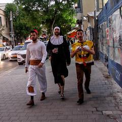 Purim 2020 in Tel Aviv