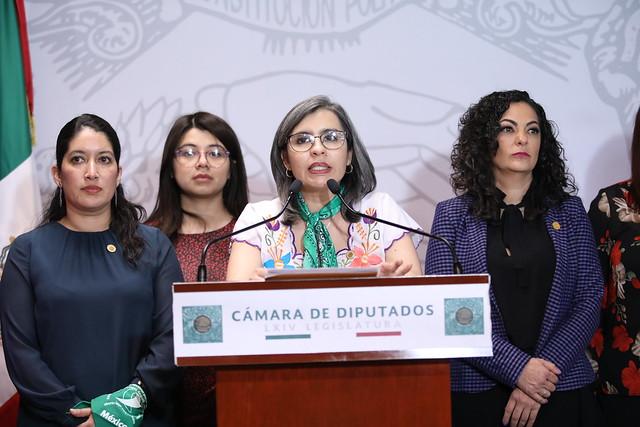 10/03/2020 Conferencia de Prensa Dip. Wendy Briceño Zuloaga