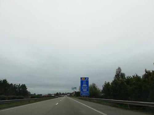 A1 - saída Estarreja