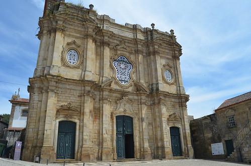 Mosteiro de Santa Maria de Salzedas I