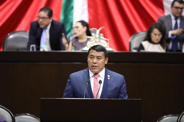 10/03/2020 Tribuna Dip. Rubén Terán Águila