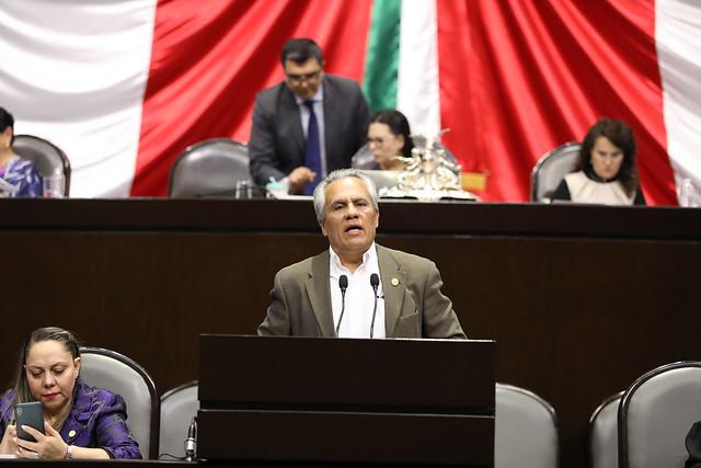 10/03/2020 Tribuna Dip. Roberto Arturo Hernández Tapia