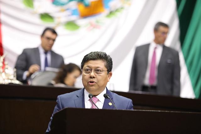 10/03/2020 Tribuna Dip. Rubén Cayetano García