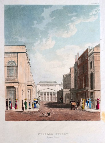 Charles Street London